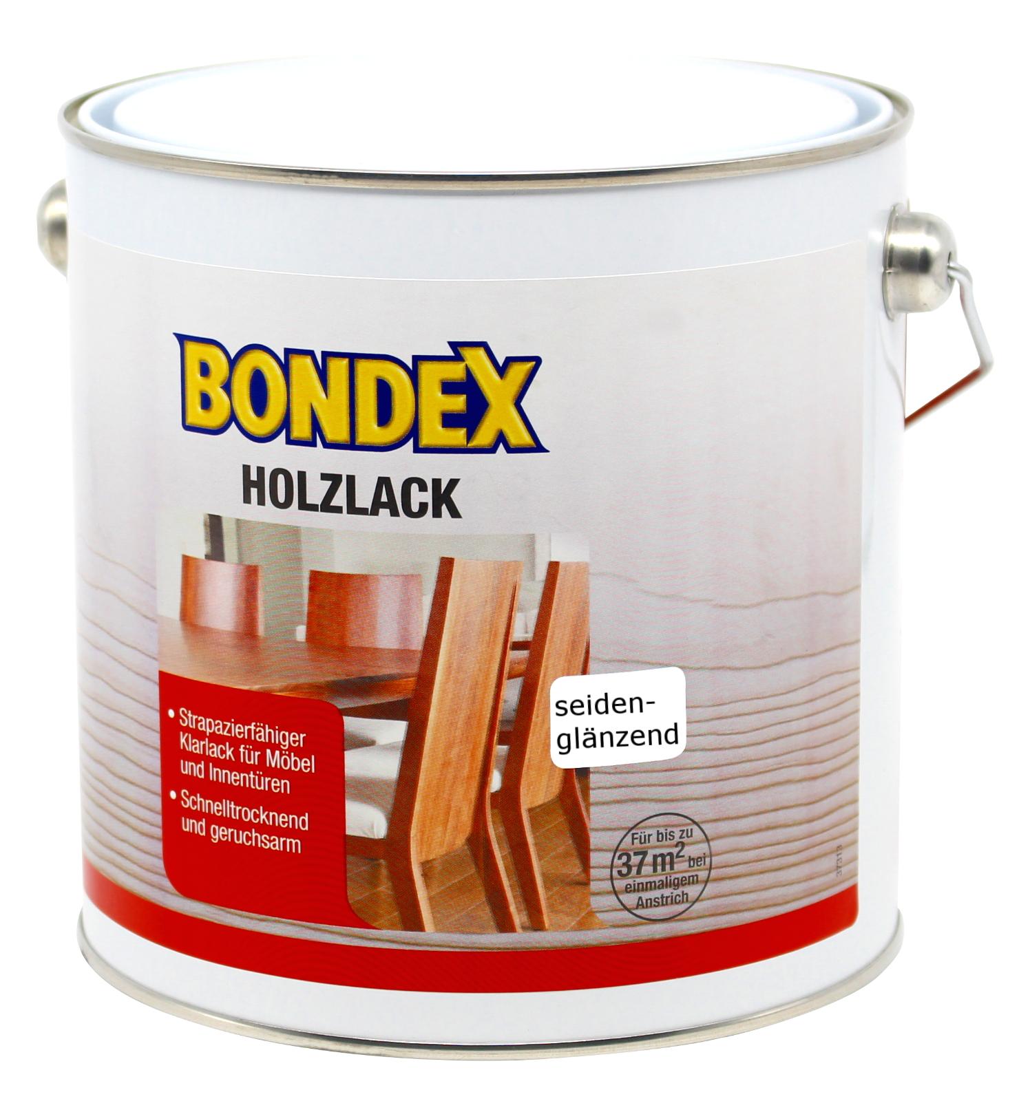 Bondex Holzlack Seidenglänzend 25l Klarlack Holz Lack Innen Ebay